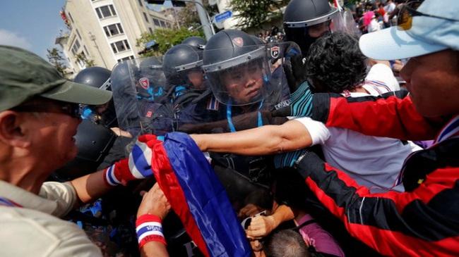 Du lịch Thái Lan mất 3 tỷ USD do biểu tình