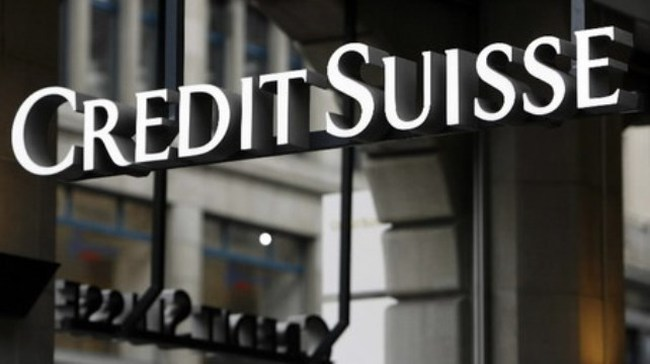 Credit Suisse phải bồi thường gần 200 triệu USD