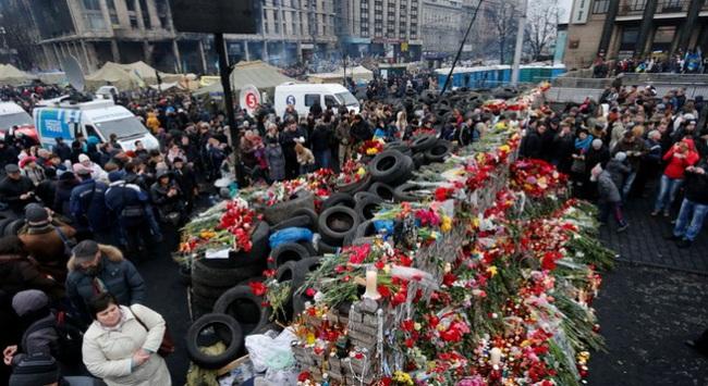 Ukraine ra lệnh bắt ông Yanukovych