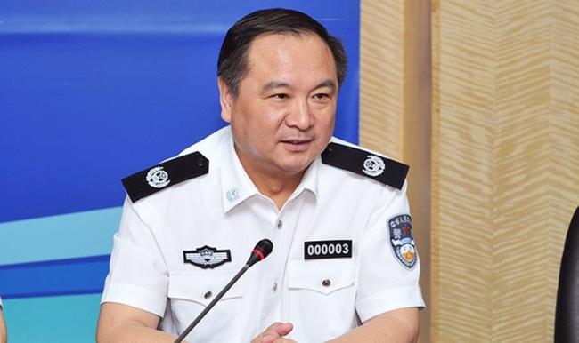 Nguyên Thứ trưởng Công an Trung Quốc bị cách chức