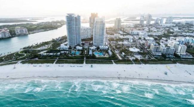 Miami – Phố Wall mới của nước Mỹ