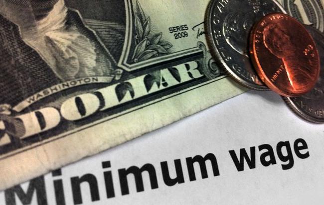 Chuyện nâng lương tối thiểu ở Mỹ