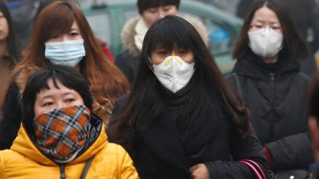 Trung Quốc: cháy hàng khẩu trang vì ô nhiễm