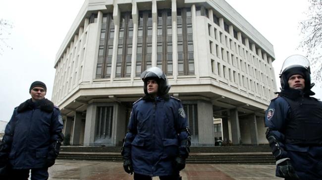 Ukraine đối mặt nguy cơ ly khai