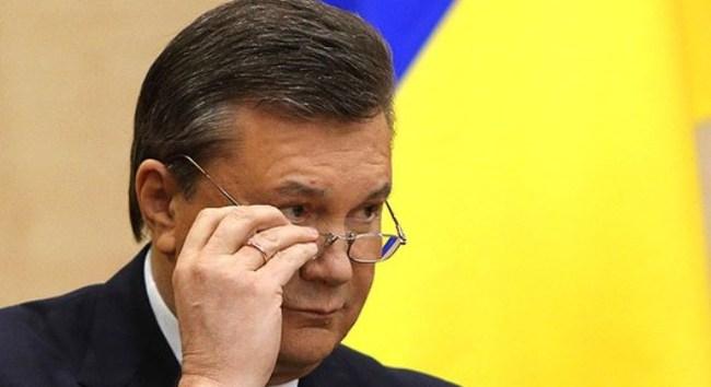 Ông Yanukovych xuất hiện ở Nga
