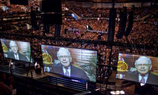 Warren Buffett lần đầu tiên bỏ lỡ mục tiêu 5 năm
