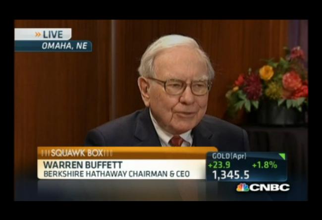 """Warren Buffett: """"Ukraine không khiến tôi ngừng mua cổ phiếu"""""""