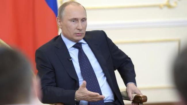 Tổng thống Nga được đề cử Nobel hòa bình