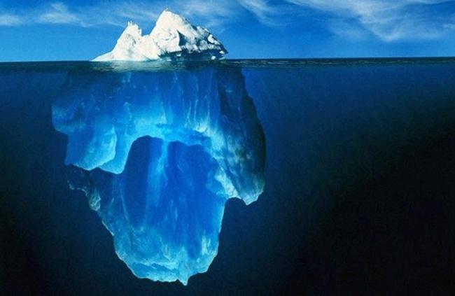 """Phần chìm của """"tảng băng nợ nần"""" ở Nga và Ukraine"""