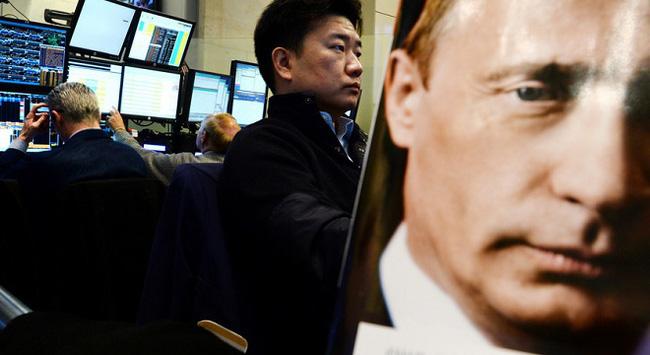 S&P 500 tăng vọt sau phát biểu của ông Putin