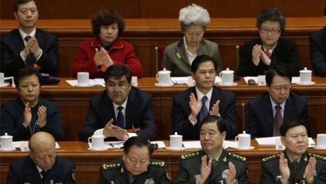 """Kỳ họp """"tằn tiện"""" của Quốc hội Trung Quốc"""