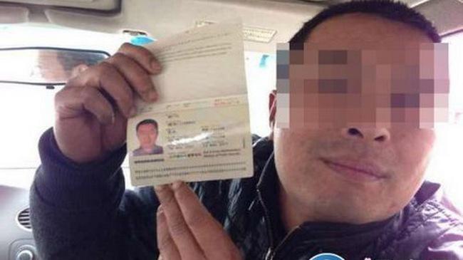 1 hành khách có cùng số hộ chiếu với 1 người đang ở Phúc Kiến