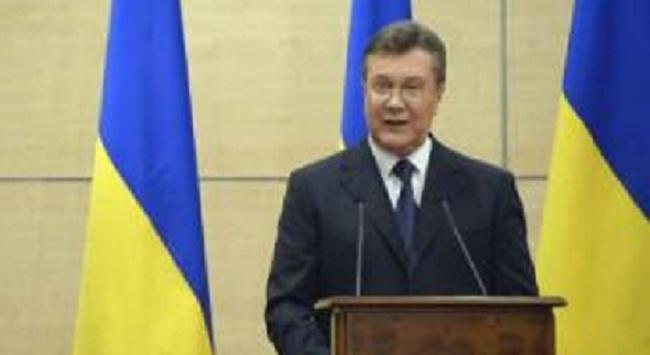 Cựu tổng thống Ukraine tuyên bố sẽ sớm trở về Kiev