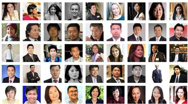 WEF vinh danh Lãnh đạo trẻ thế giới