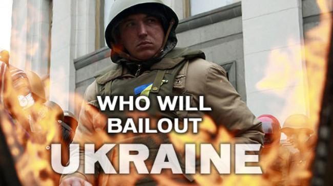 Ukraine đã cạn tiền