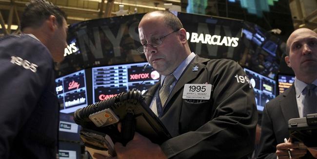 S&P 500  đảo chiều tăng điểm