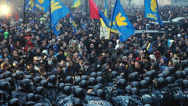 Toàn cảnh khủng hoảng ở Ukraine