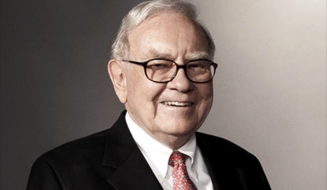 Warren Buffett vươn lên giàu thứ hai thế giới