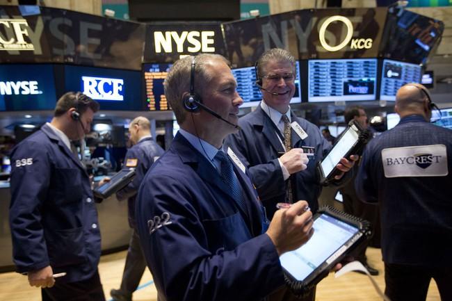 S&P 500 suy giảm sau khi lập kỷ lục