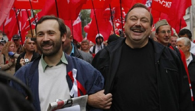 Nghị sĩ Nga duy nhất bỏ phiếu chống sáp nhập Crimea