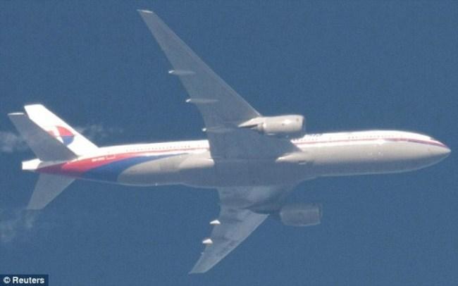Giả thiết thuyết phục nhất về sự mất tích của MH370
