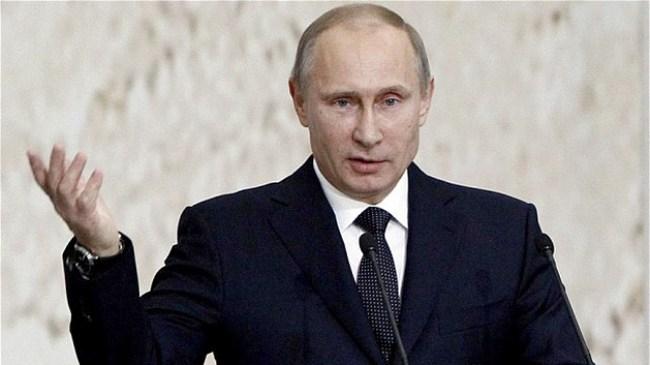 Tỷ lệ ủng hộ ông Putin cao nhất 5 năm