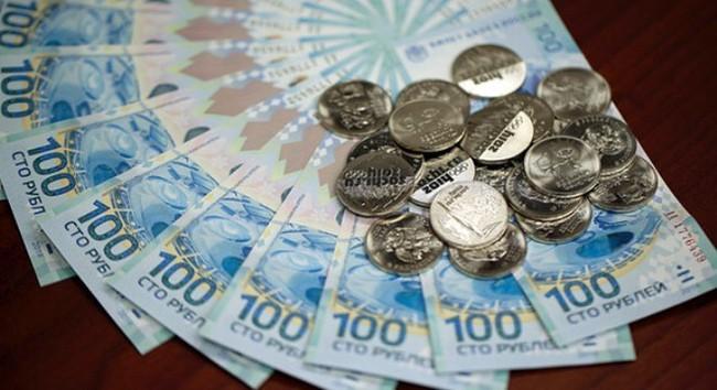 Cộng hòa Crimea chính thức lưu hành đồng ruble Nga