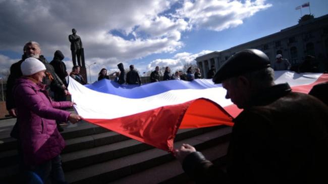 Crimea có thể trở thành đặc khu kinh tế của Nga