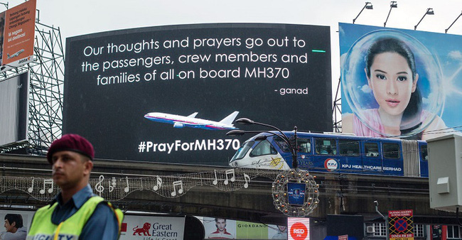 Malaysia Airlines mất ít nhất 40 triệu USD tiền bồi thường