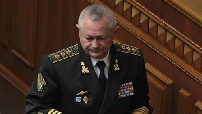 Ukraine cách chức bộ trưởng quốc phòng lâm thời