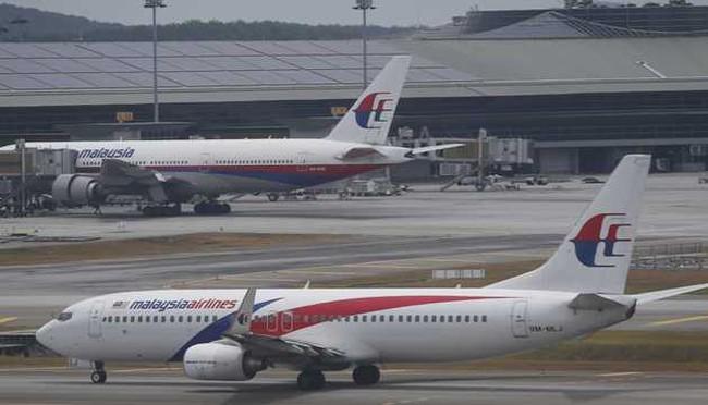 Vệ tinh Thái Lan phát hiện 300 vật thể trôi nổi nghi của MH370