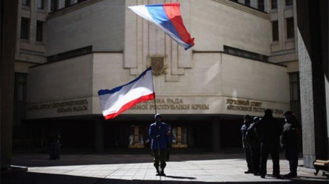 Liên hiệp quốc không công nhận Crimea ly khai khỏi Ukraine