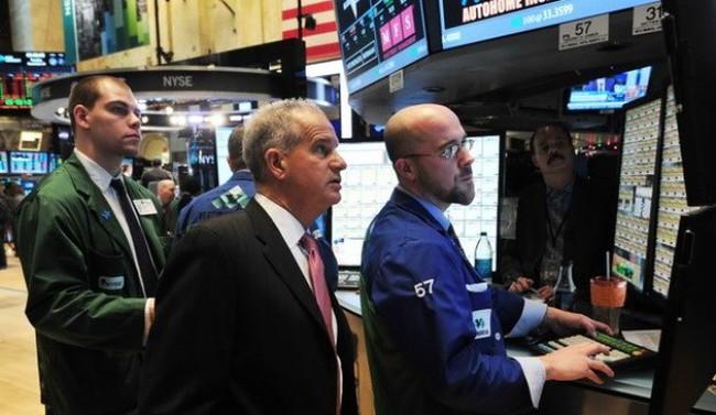 Rủi ro tài chính toàn cầu gia tăng
