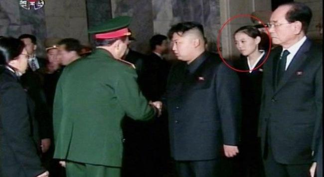 Em gái Kim Jong Un giữ chức Chánh văn phòng đảng