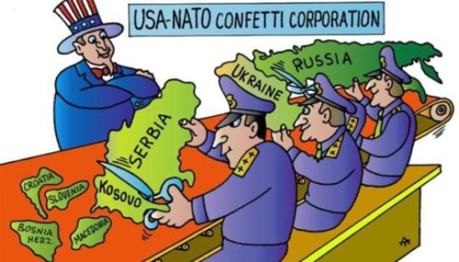 Crimea và Kosovo: Một câu chuyện, hai cái kết