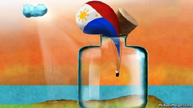 Kỳ tích của Tổng thống Philippines