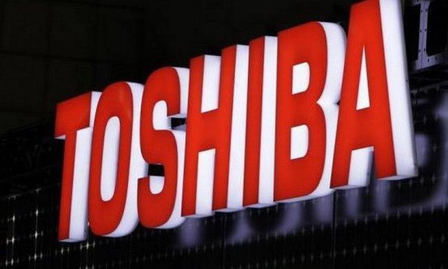 Toshiba hy vọng doanh thu đạt 7.500 tỷ yen tài khóa 2017
