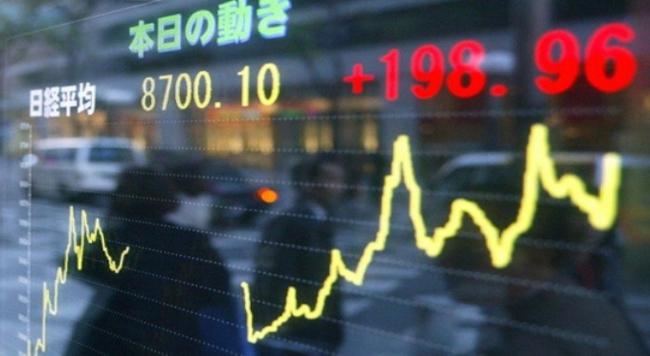 Chứng khoán châu Á cao nhất 6 tháng nhờ PMI Trung Quốc