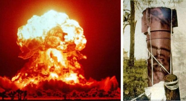 Mỹ suýt bị hủy diệt bởi bom hạt nhân
