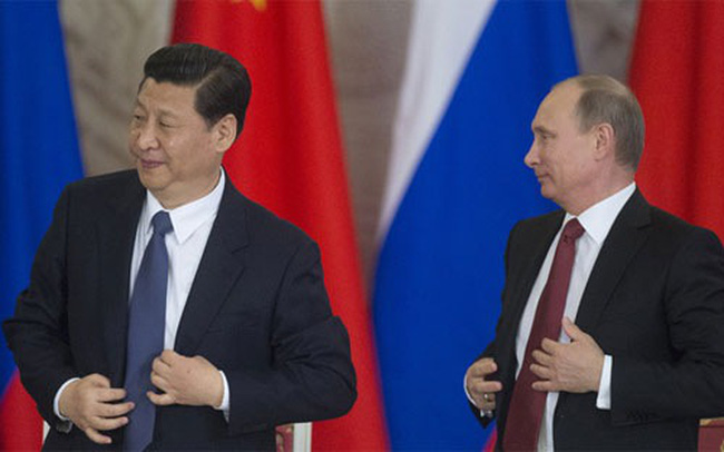 Nga - Trung tính lập tổ chức đánh giá tín nhiệm chung