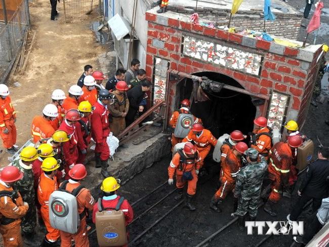 Tai nạn mỏ than tại Tây Nam Trung Quốc, 22 người thiệt mạng
