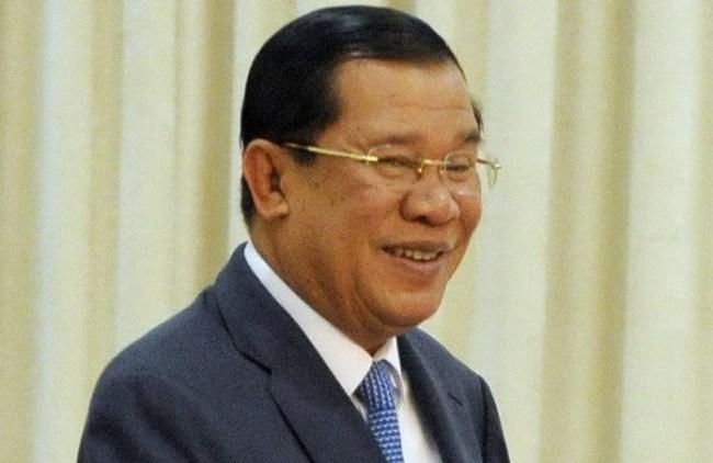 Chính phủ Campuchia bác tin Thủ tướng Hun Sen bị đột quỵ