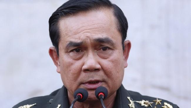 Thái Lan tăng cường quan hệ với Trung Quốc