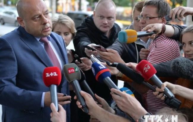 Gazprom kiện Ukraine đòi 4,5 tỷ USD