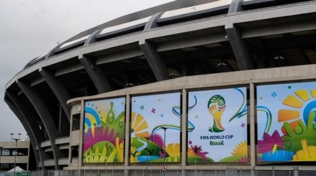 Brazil kiếm 3 tỷ USD từ du lịch dịp World Cup