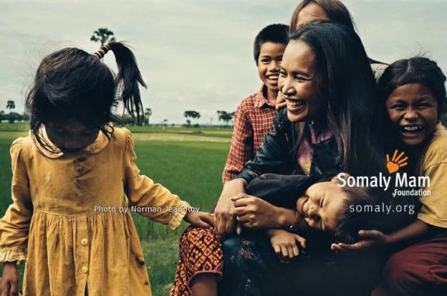 Quỹ từ thiện của Somaly Mam đổi tên