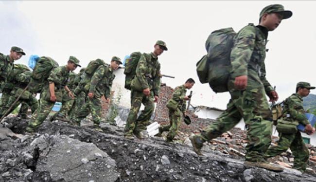 Nổ kho vũ khí, 17 lính Trung Quốc thiệt mạng