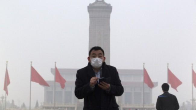 Giảm thọ vì sống ở Bắc Kinh