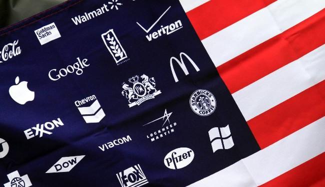 Những công ty lớn nhất ở từng bang của Mỹ