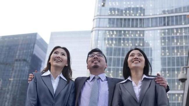 Giới trẻ Trung Quốc chuộng làm cho công ty nội